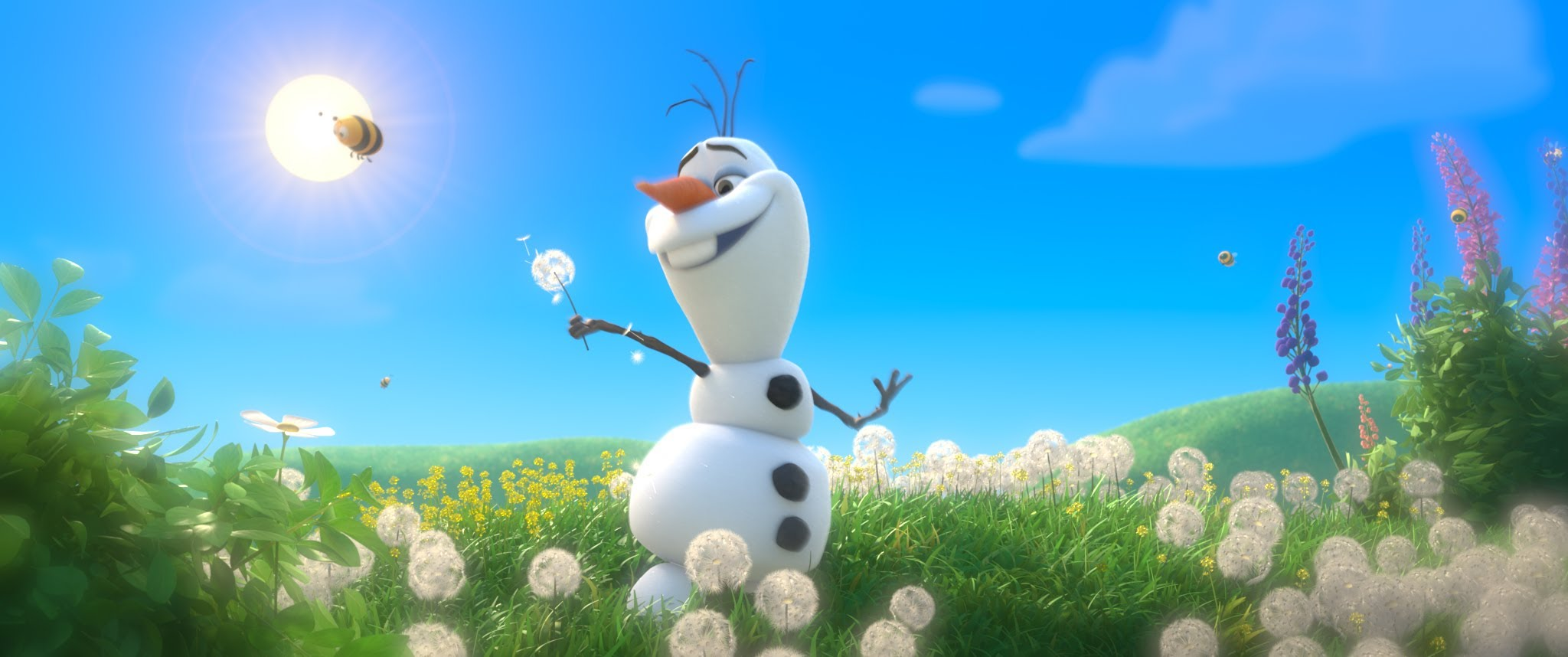 Frozen In Summer Song - Sing-a-long with Olaf