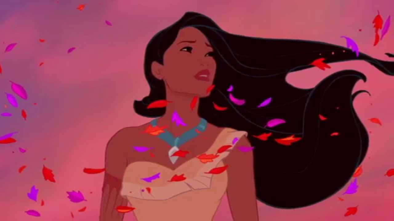 Colors of the wind (from Pocahontas)